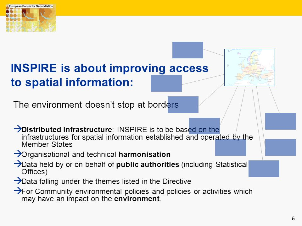6 6 What is a Spatial Data Infrastructure (SDI)?