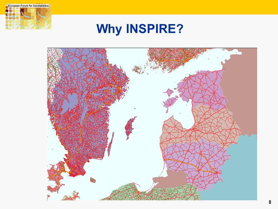 19 Sources of information on INSPIRE INSPIRE website INSPIRE forum