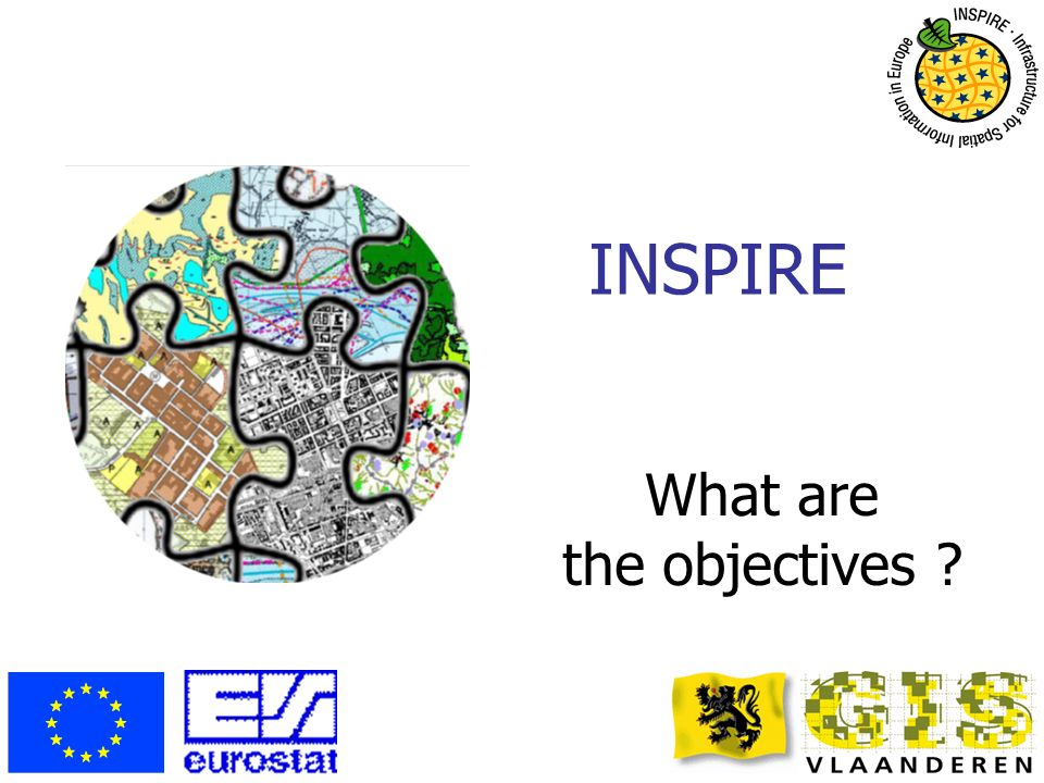 INSPIRE What are the objectives