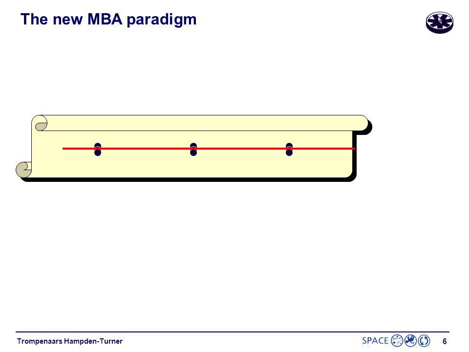 5 Trompenaars Hampden-Turner The new MBA paradigm
