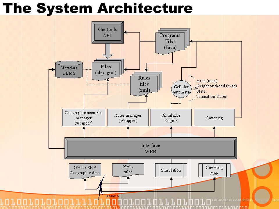 The System Architecture