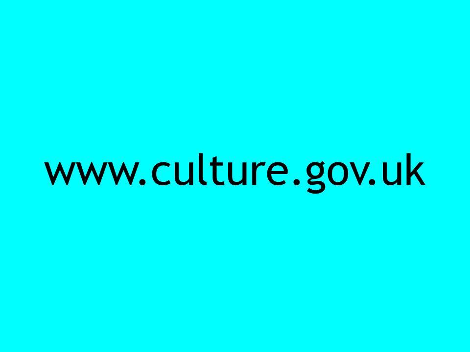 www.culture.gov.uk
