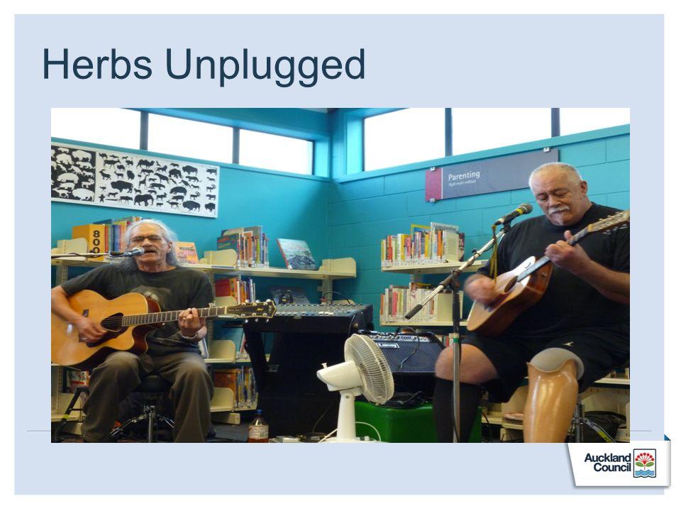 Herbs Unplugged