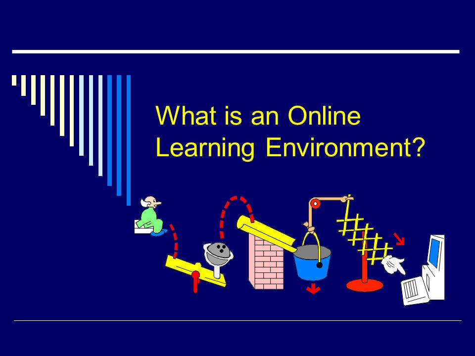 What is an Online Learning Environment