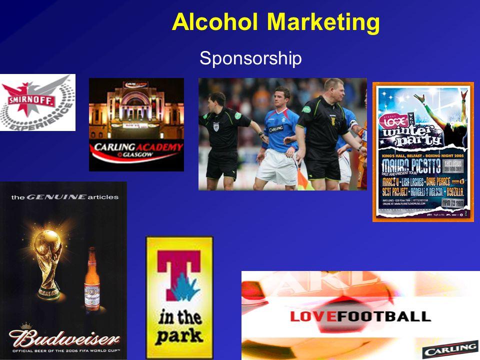Alcohol Marketing Sponsorship