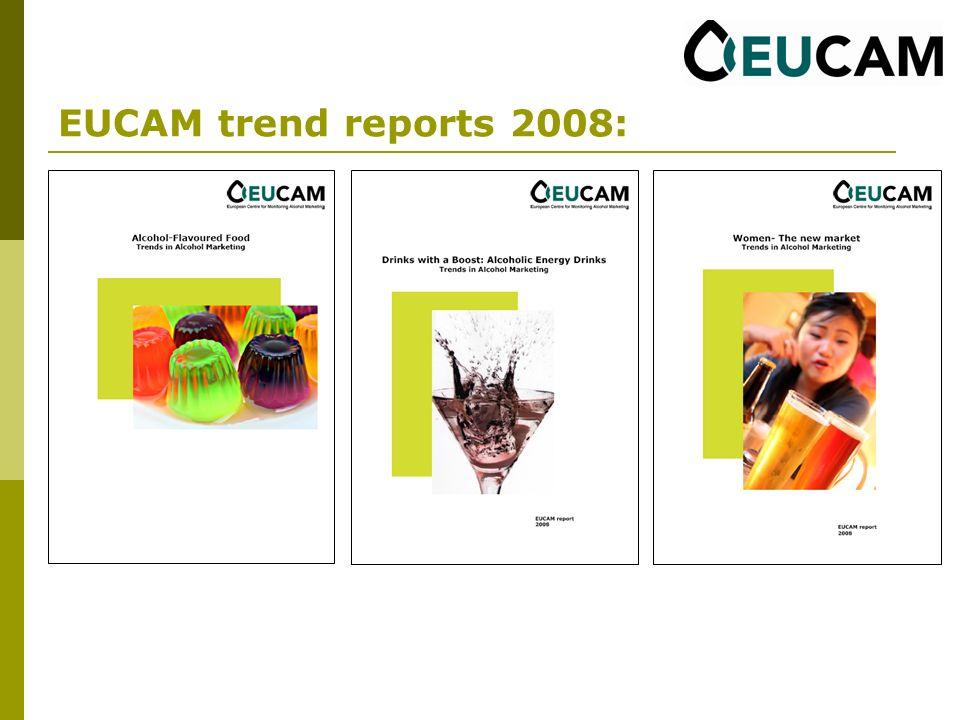 EUCAM trend reports 2008: