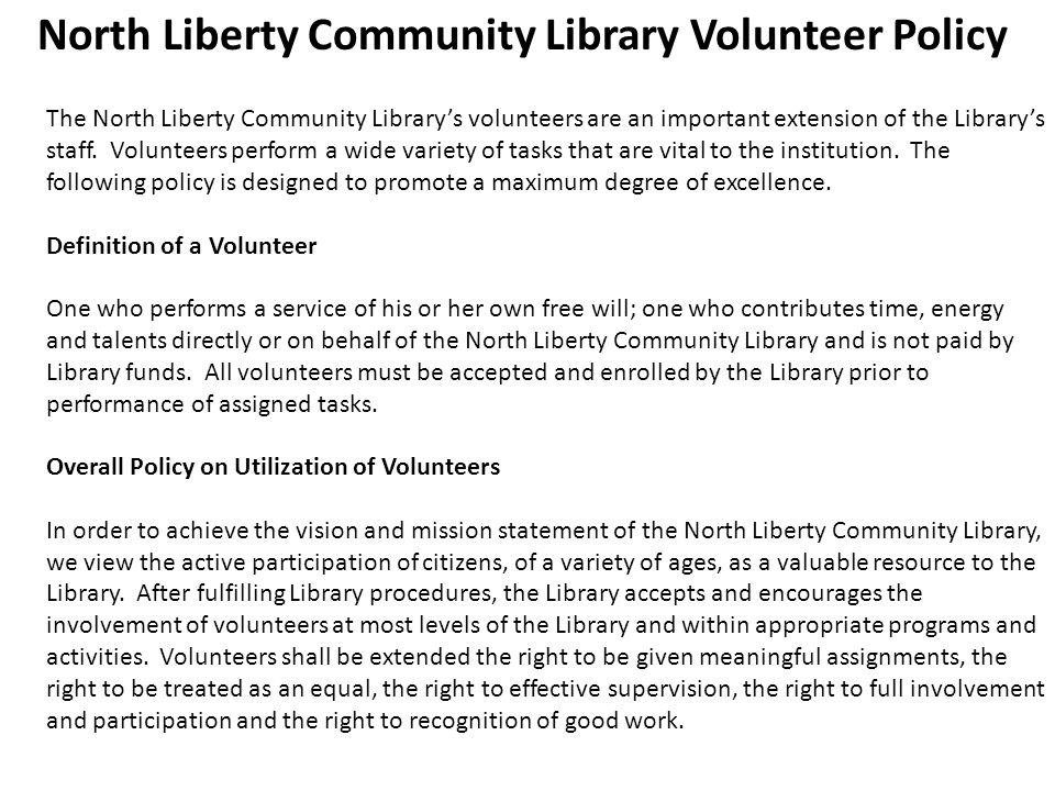 Guidelines for Volunteers 1.Each volunteer is required to wear a volunteer badge.