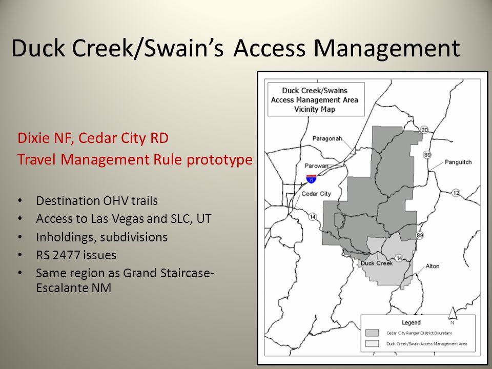 New Ecosystem Management Model.