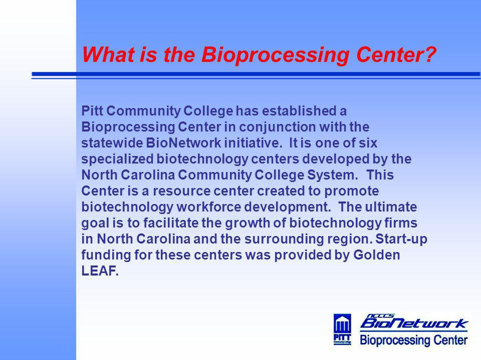 Why Biotechnology.