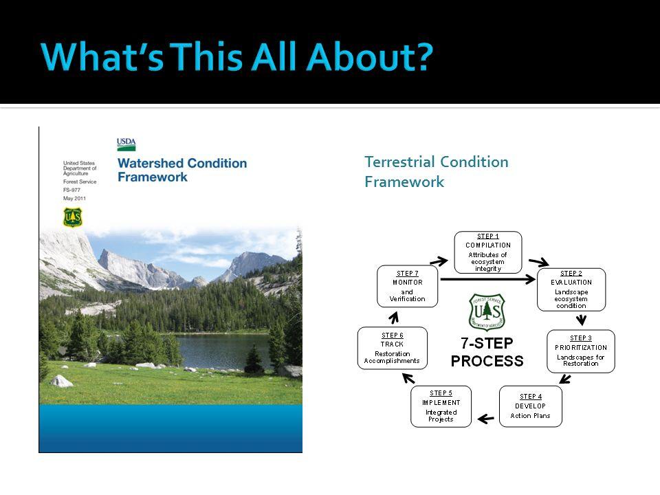 Terrestrial Condition Framework