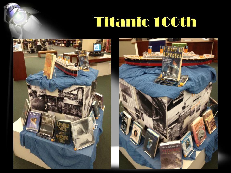 Titanic 100th