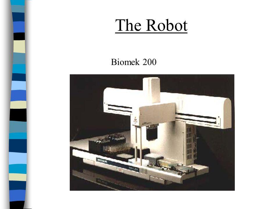 The Robot Biomek 200