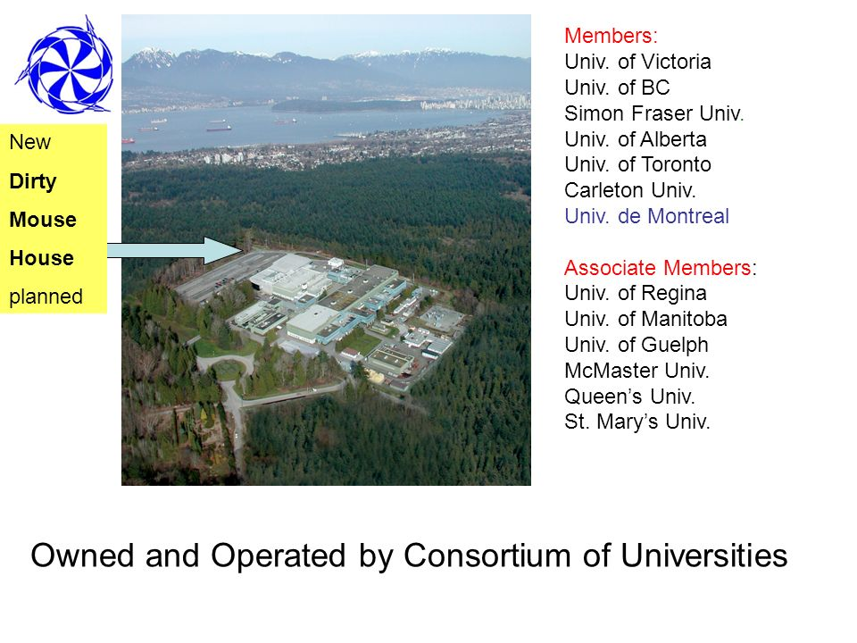 Owned and Operated by Consortium of Universities Members: Univ.