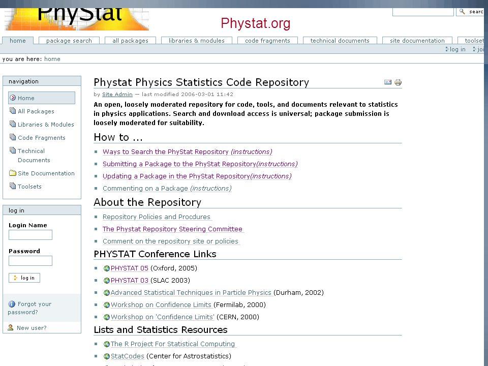 Phystat.org