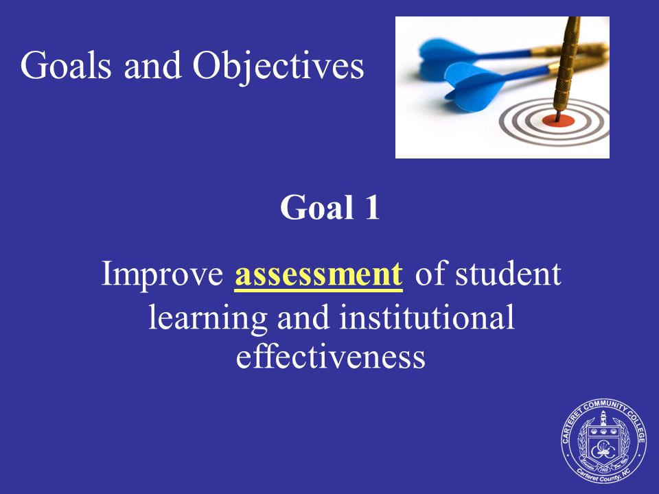 Assessment Outcomes Institutional Level Learning Outcomes…the details Establishing the ILLOs (which courses, which assessments, etc..) Getting the instructors on board (FT & PT) Collecting the assessment data Teams of readers Random sampling Analyzing the data Using the Results