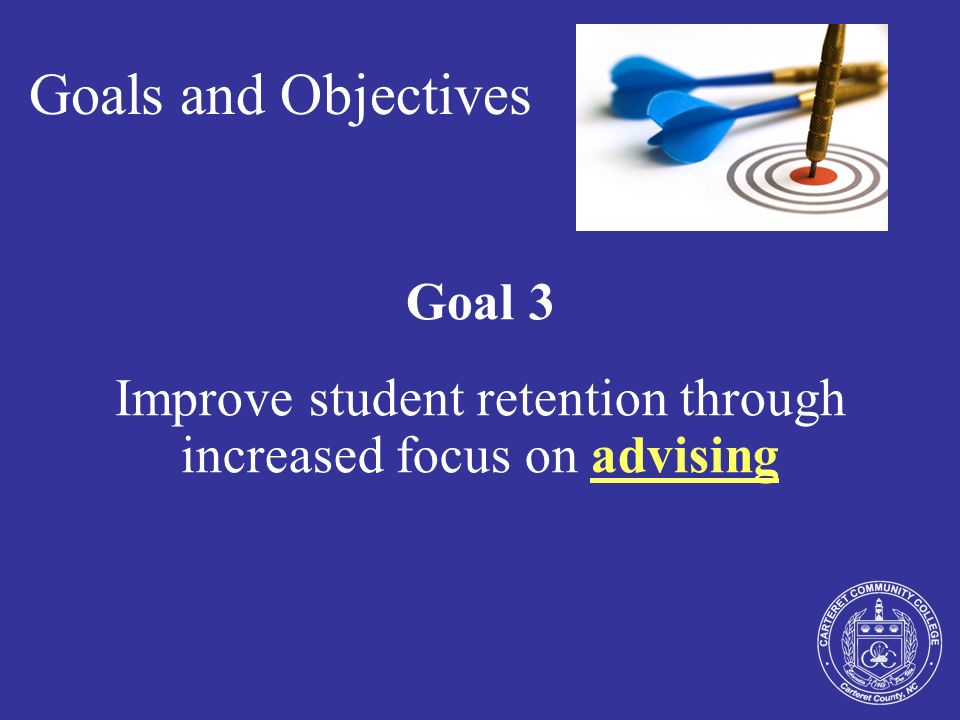Assessment Outcomes Administrative Unit Outcomes 75% of students who receive 2+ hours of math tutoring during the semester will successfully complete the intended course.
