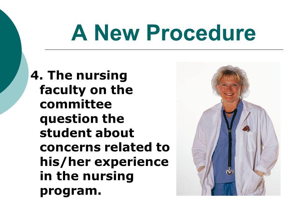 A New Procedure 4.