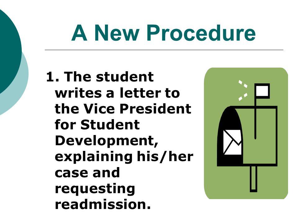 A New Procedure 1.