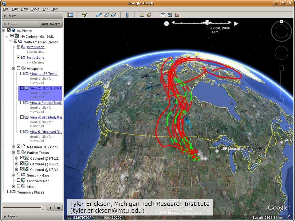 5 Tyler Erickson, Michigan Tech Research Institute (tyler.erickson@mtu.edu)