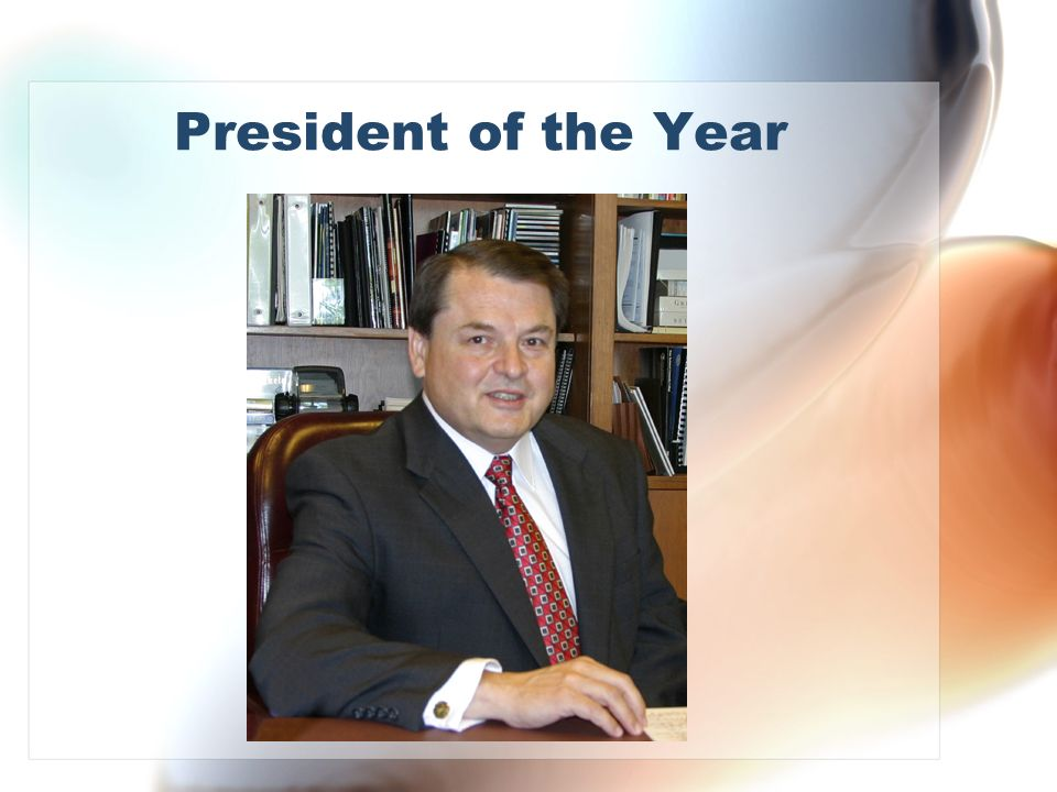 President of the Year