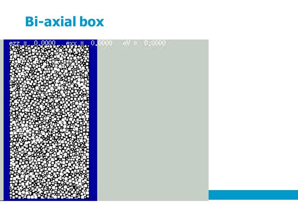 Bi-axial box