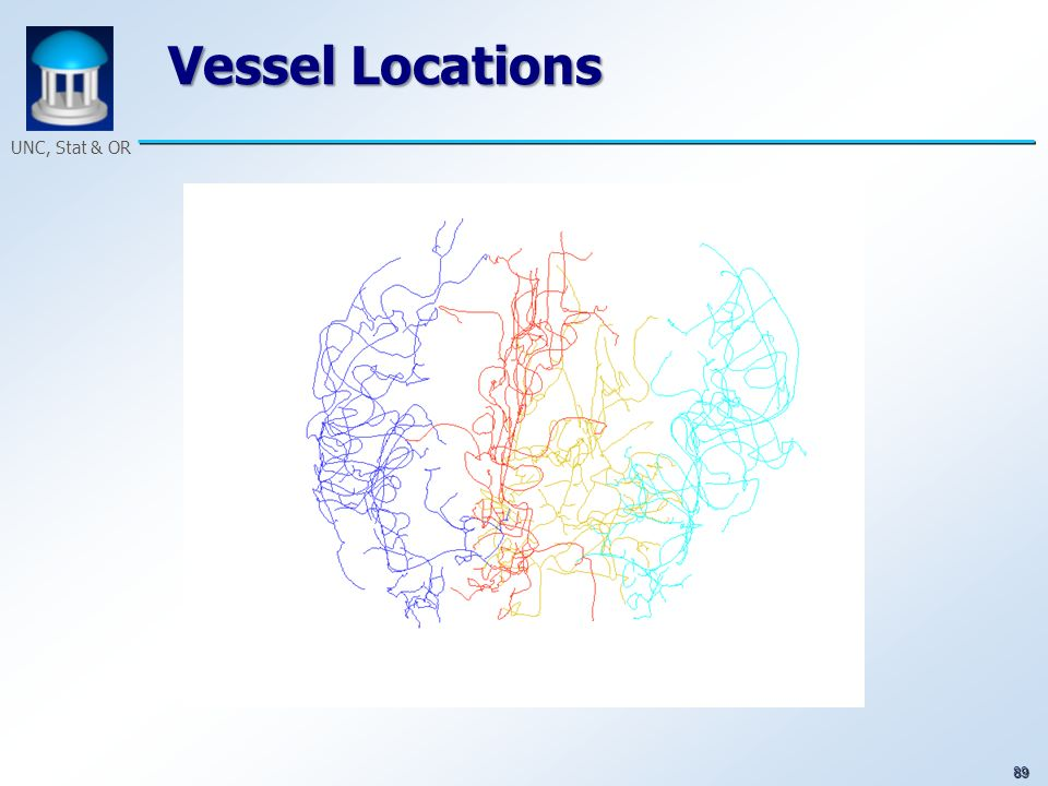 89 UNC, Stat & OR Vessel Locations