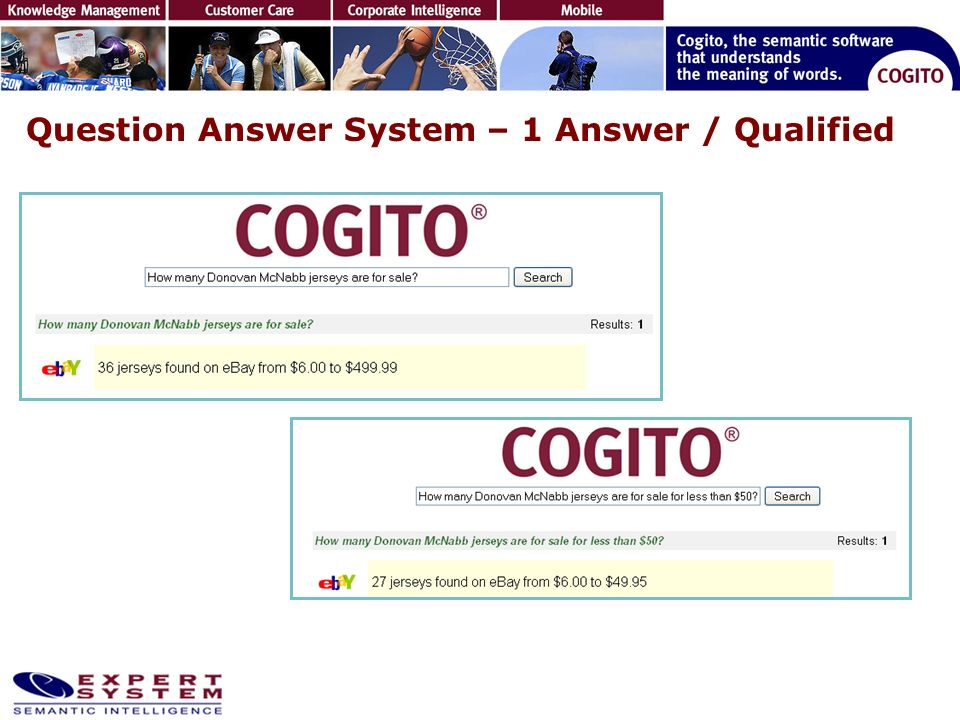 Question Answer System – 1 Answer / Qualified