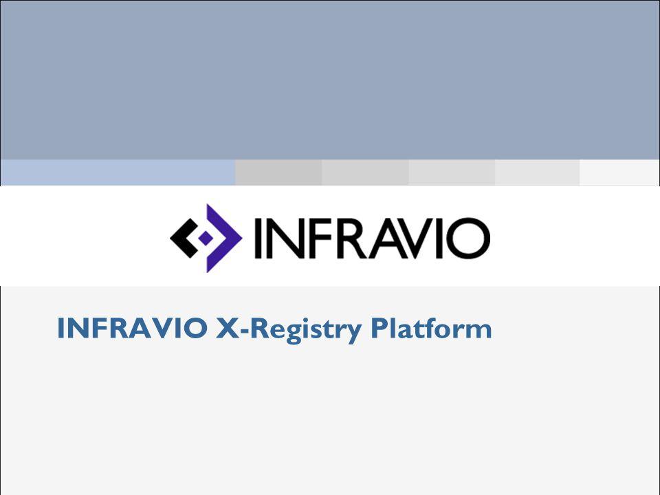 INFRAVIO X-Registry Platform