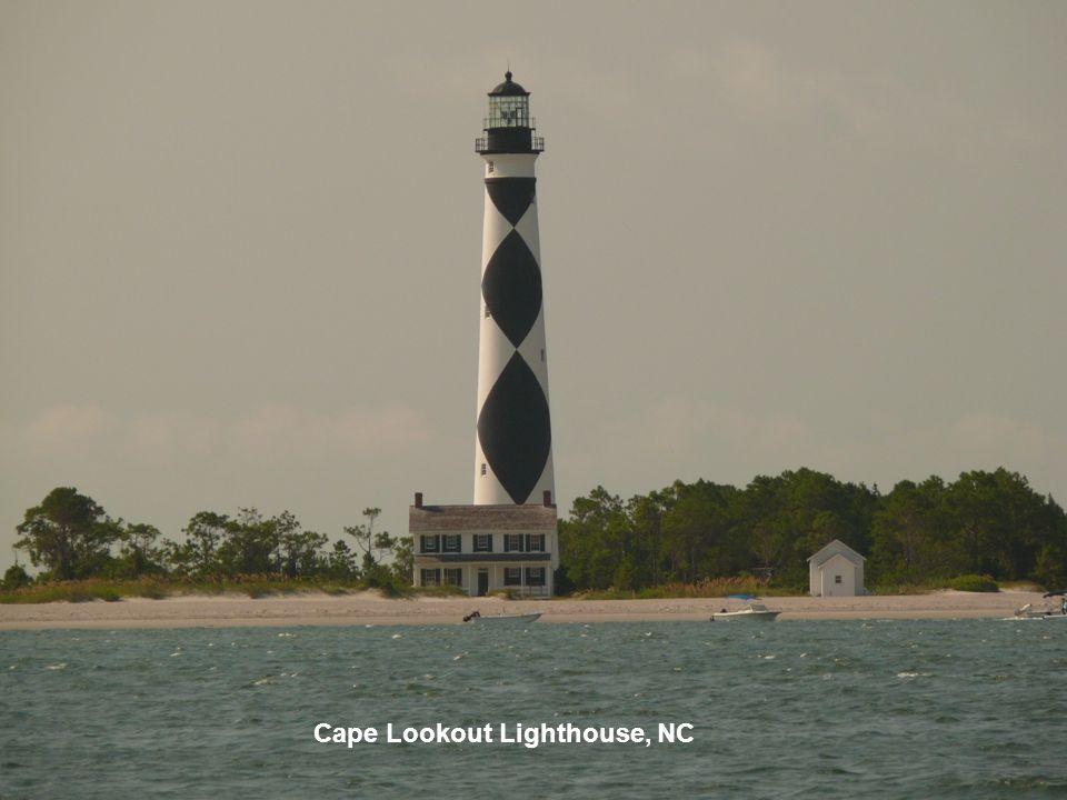 5 2/15/2014SOA E-GOV Cape Lookout Lighthouse, NC