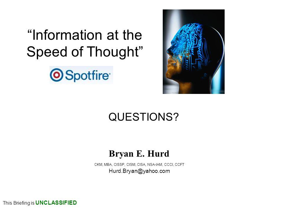 QUESTIONS.Bryan E.