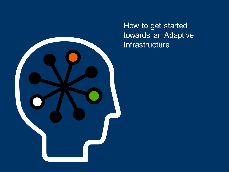 1215 February 2014 How to get started towards an Adaptive Infrastructure