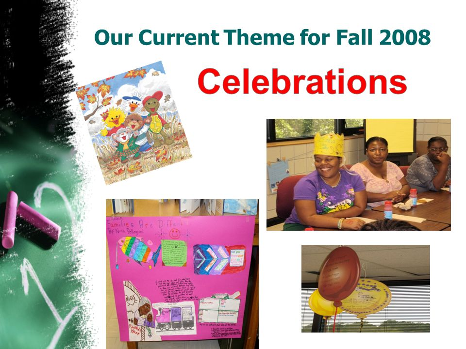 Our Current Theme for Fall 2008