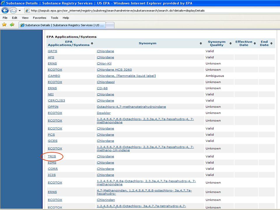U.S. ENVIRONMENTAL PROTECTION AGENCY 2/15/201410