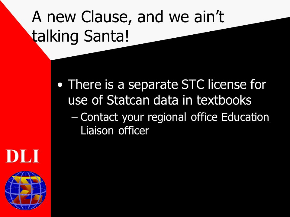 A new Clause, and we aint talking Santa.