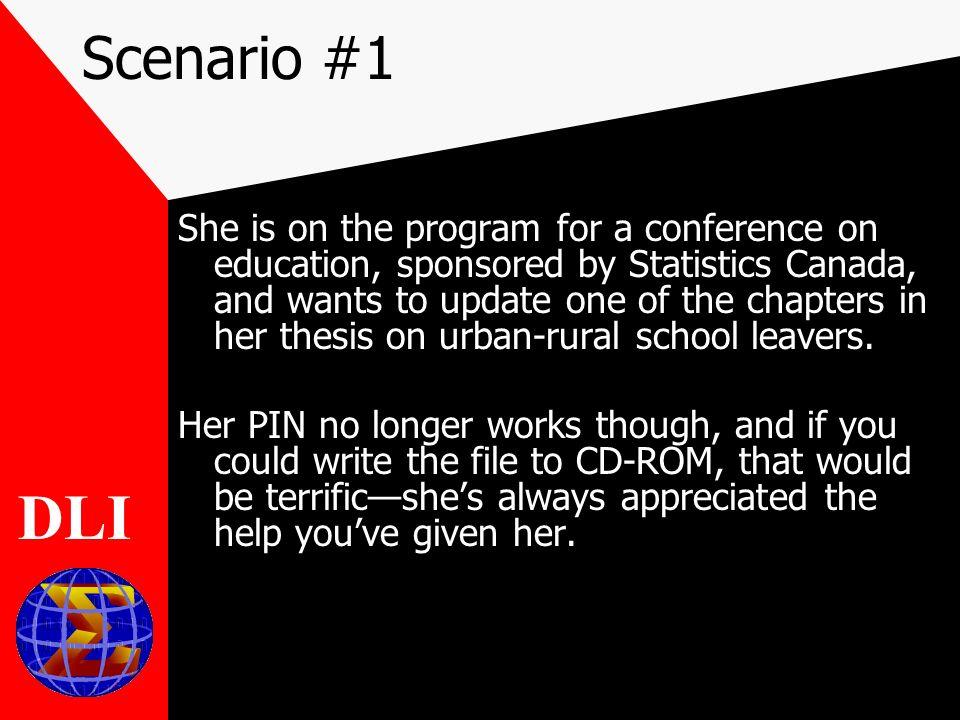 Scenario #5 Your relief lasts two weeks.