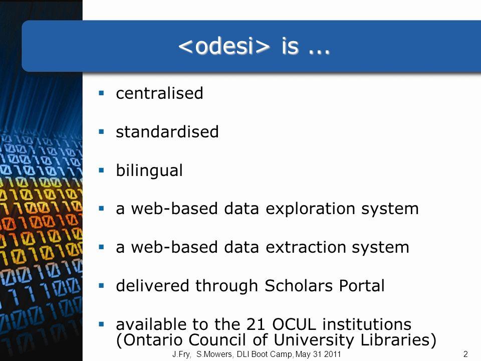 What is Scholars Portal.