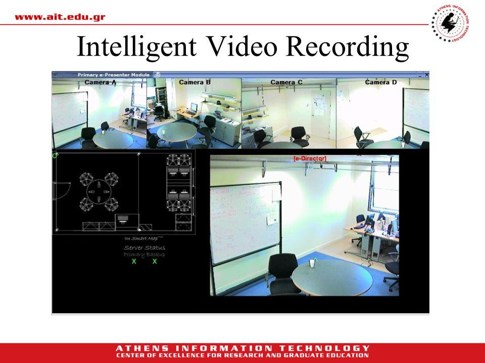 Intelligent Video Recording