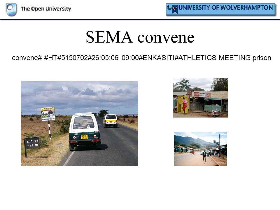 SEMA convene convene# #HT#5150702#26:05:06 09:00#ENKASITI#ATHLETICS MEETING prison