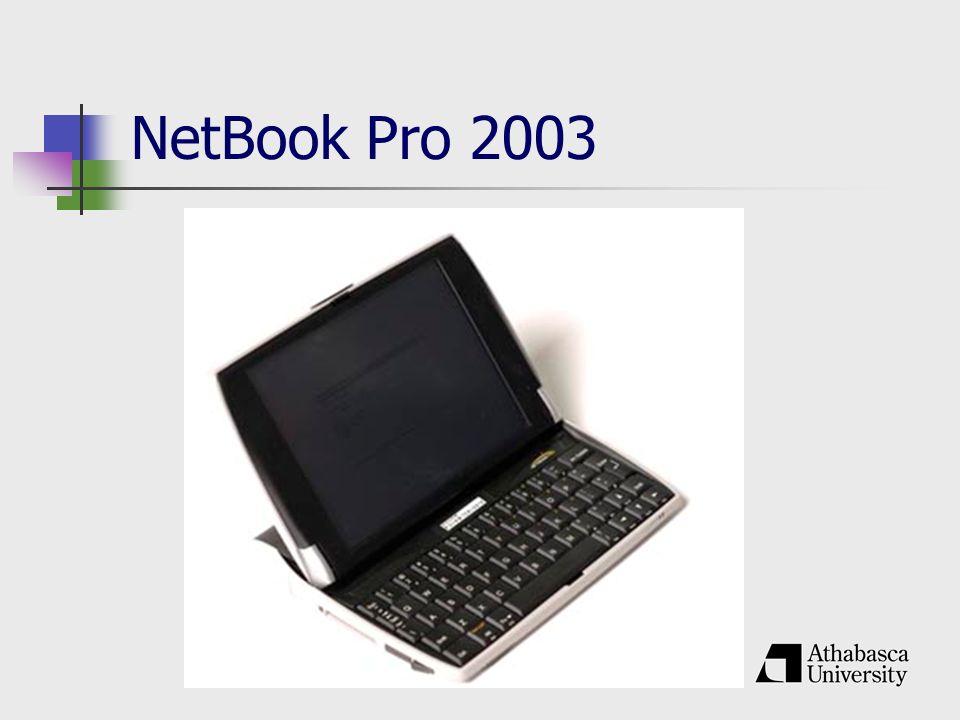 NetBook Pro 2003