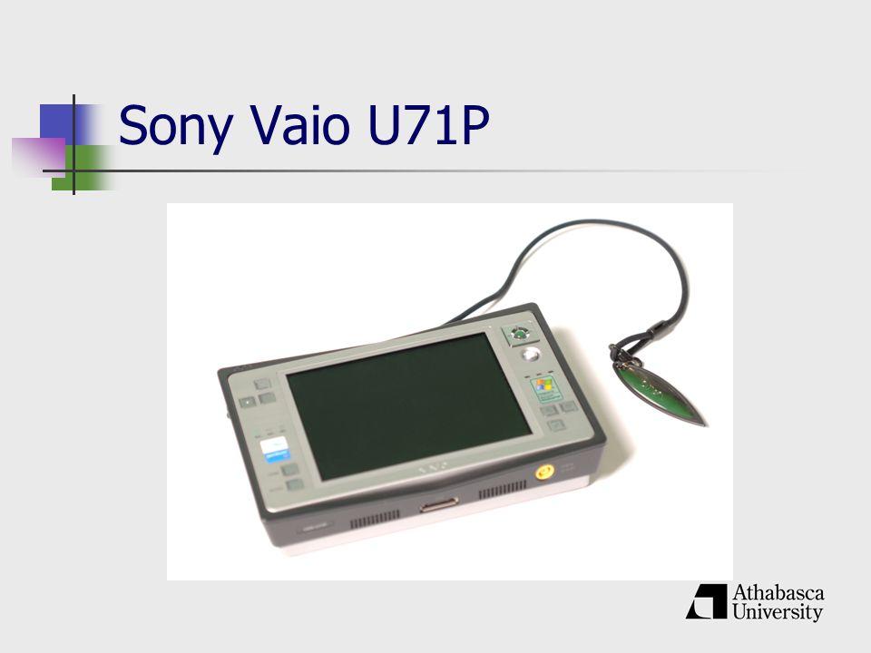 Sony Vaio U71P