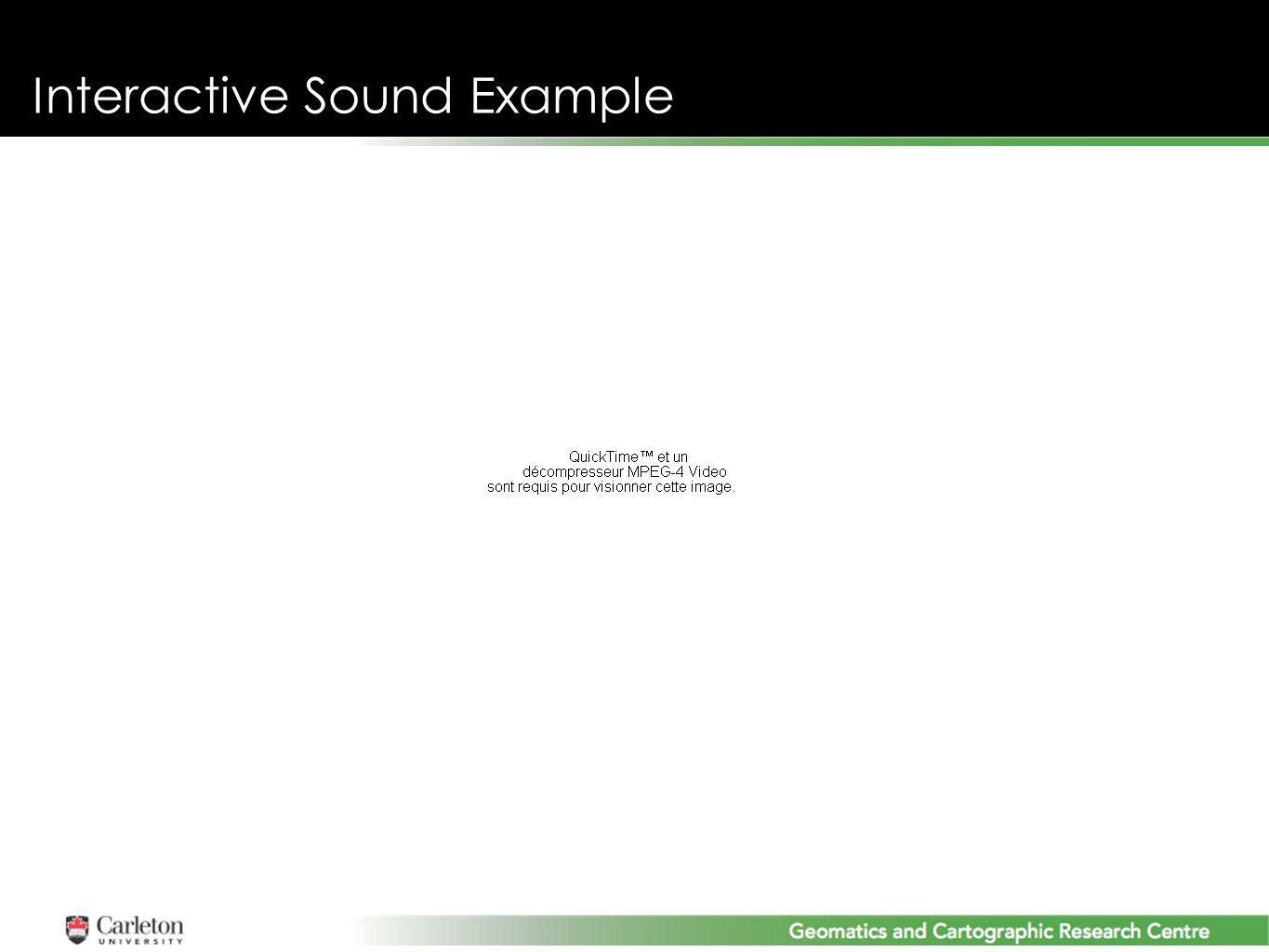 Interactive Sound Example
