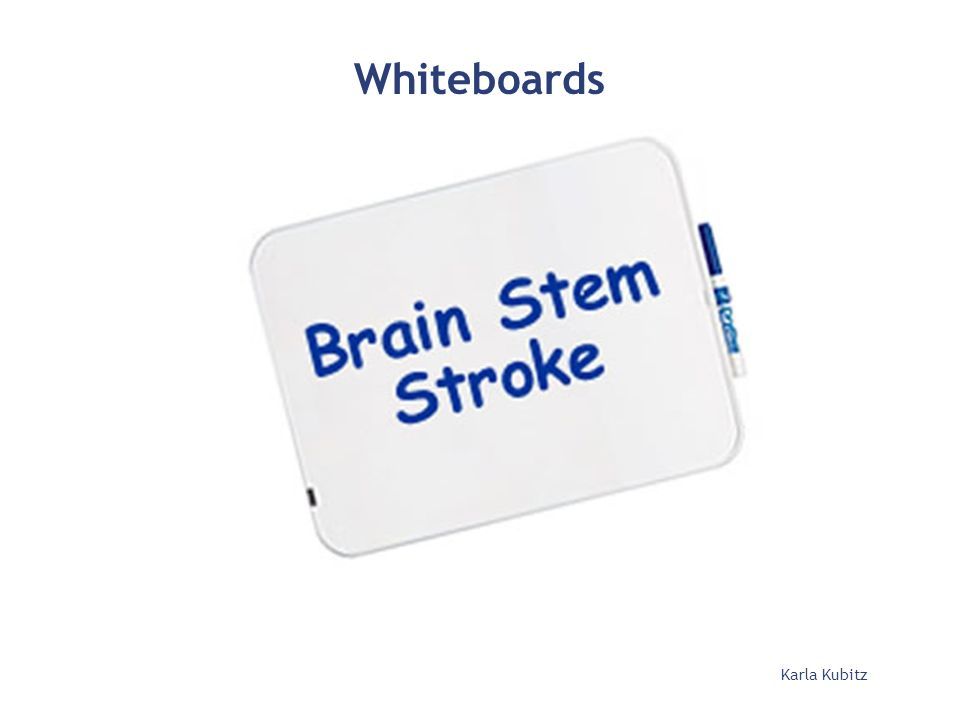 Whiteboards Karla Kubitz