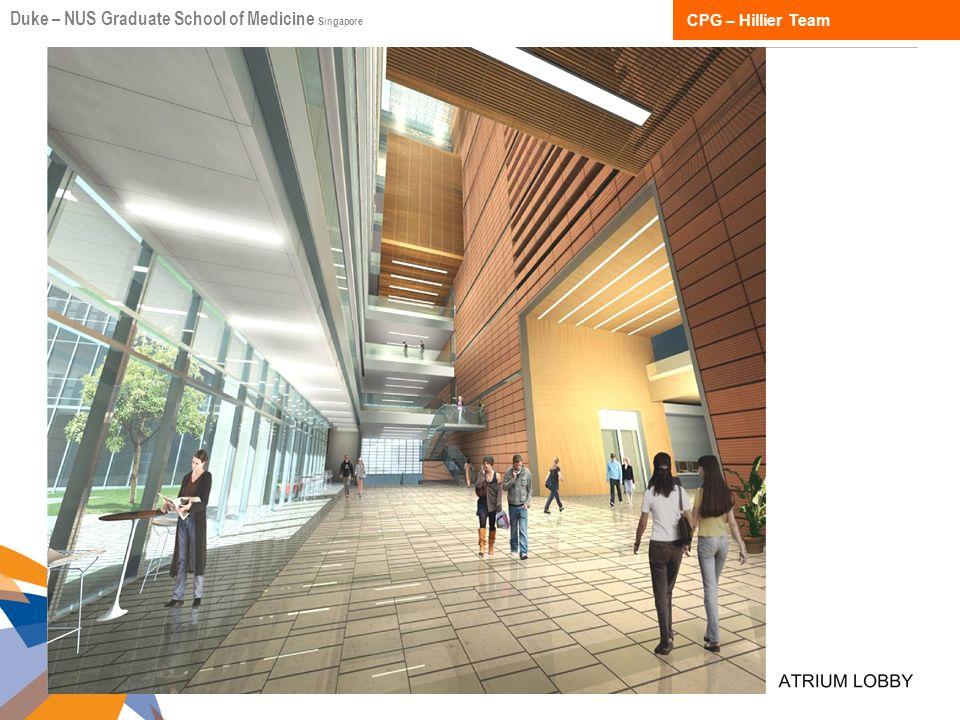 Duke – NUS Graduate School of Medicine Singapore CPG – Hillier Team
