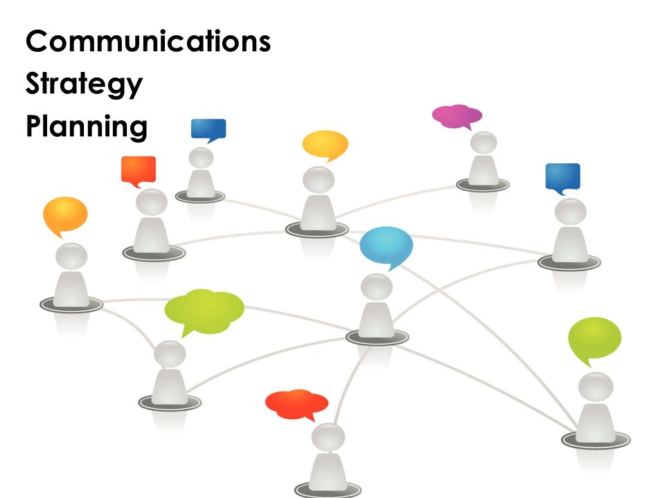 Slide 2 Communications Strategy Planning Communications Strategy Planning