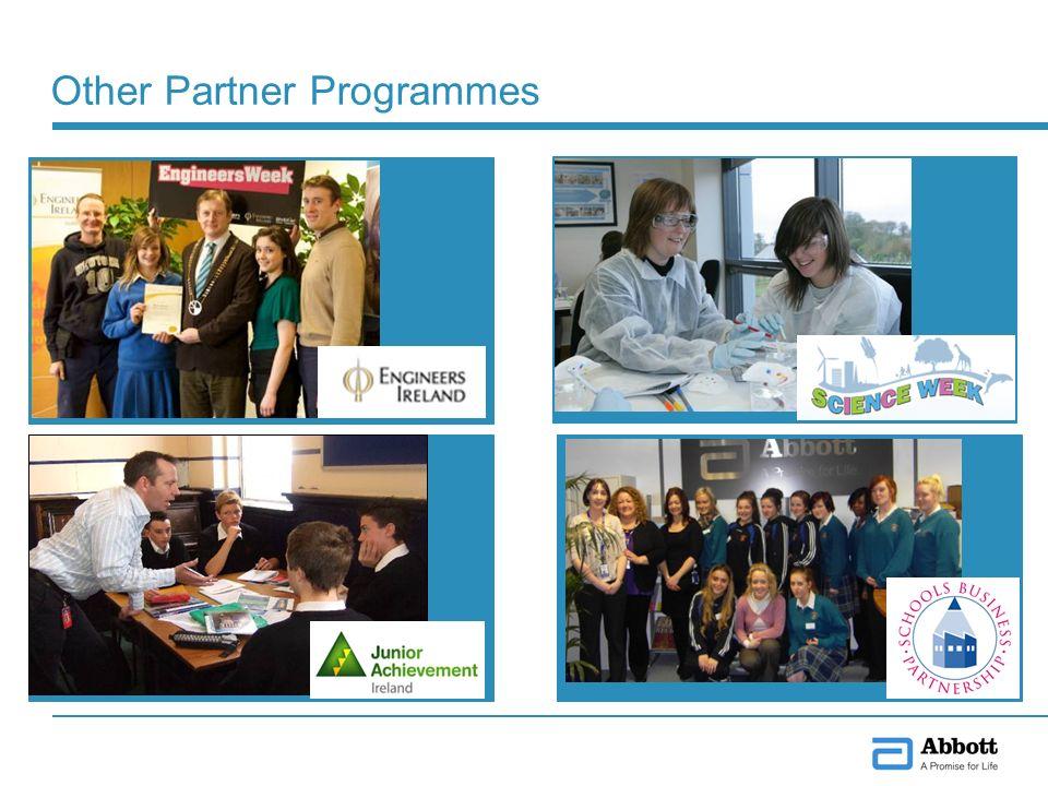 Other Partner Programmes