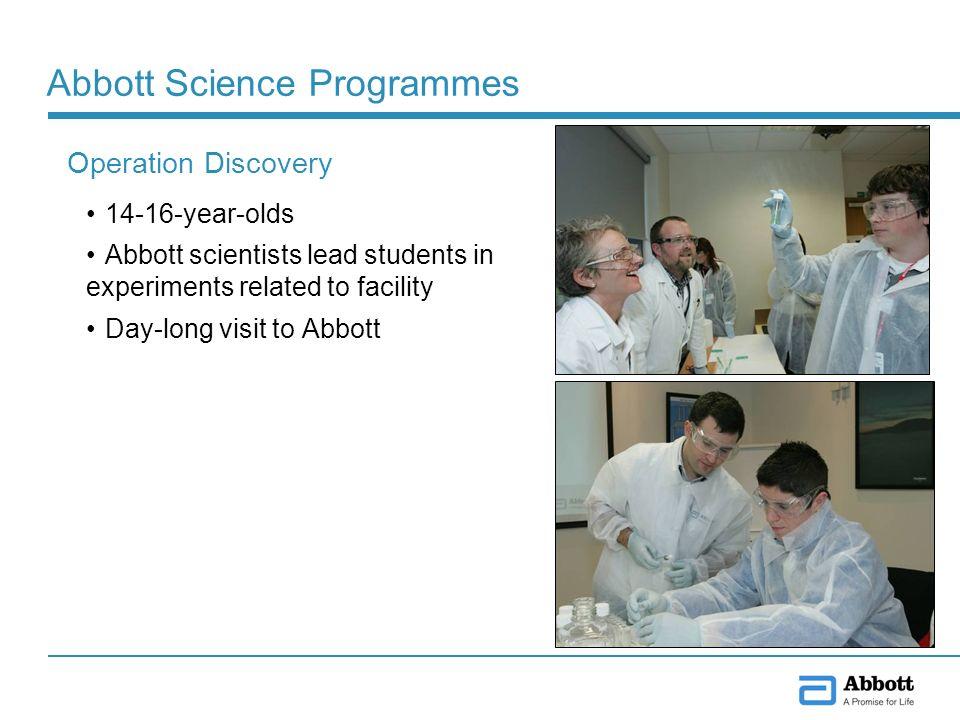 Thank you! www.abbott.ie