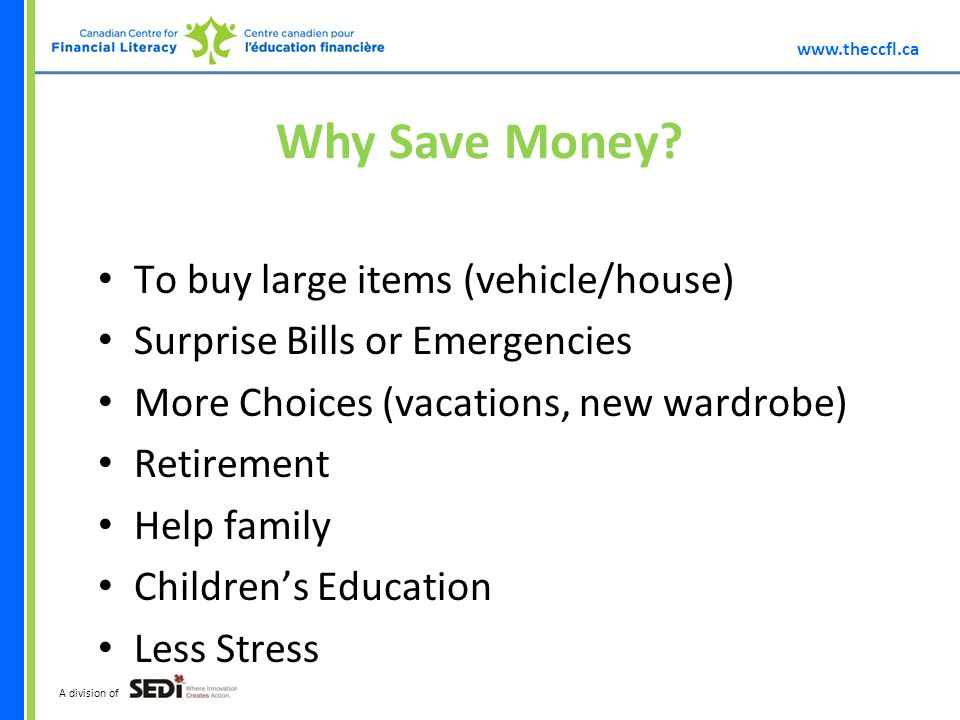 A division of Why Save Money.