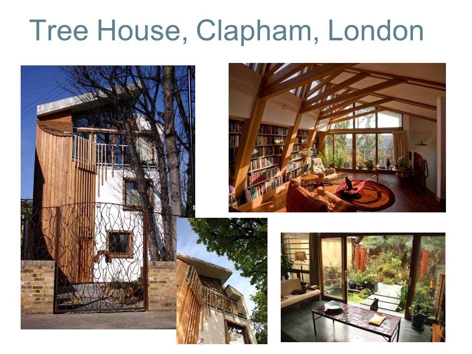 Tree House, Clapham, London