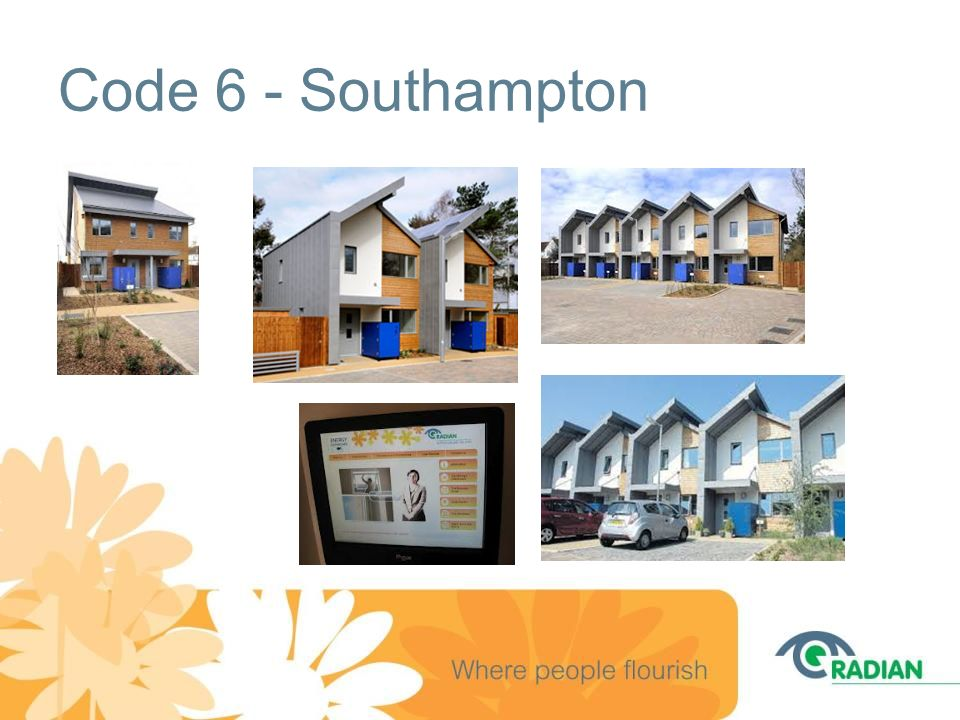 Code 6 - Southampton