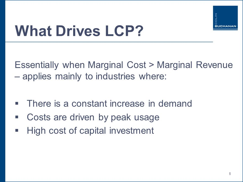 8 What Drives LCP.